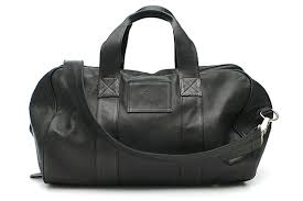 LeatherDuffleBag
